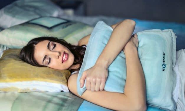 Guter Schlaf zur Vorbeugung von Erschöpfung