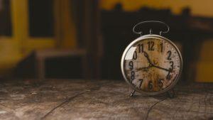 Zeit nehmen für die Heilung von Burnout